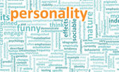 Personality — Stock Photo