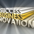 Постер, плакат: Business Innovation
