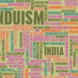 Hinduism — Stock Photo