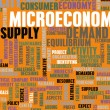 Stock Photo: Microeconomics