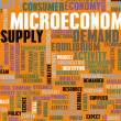 Microeconomics - Stock Photo
