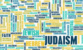 Judaism — Stock Photo