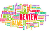 Game Review — Stock Photo