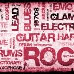Постер, плакат: Rock Music