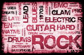 Rock Music — Stock Photo