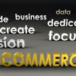 E-Commerce at the Forefront — Stock Photo