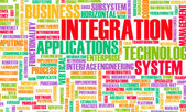 Business Integration — Stock Photo