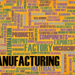 Stock Photo: Manufacturing