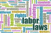 Labor Laws — Stock Photo