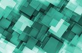 Fond de carrés colorés — Photo