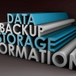 Data Backup - Stock Photo