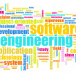 Software Engineering — Stock Photo