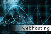 Webhosting — Stock Photo