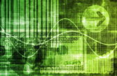 Digital Economy — Stock Photo