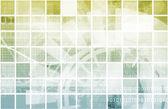 Futuristic Abstract — Stock Photo