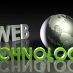 Постер, плакат: Web Technology