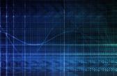 Digital Background — Stock Photo