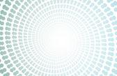 Zoom Blue Copyspace Backdrop — Stock Photo