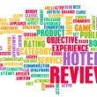 Hotel Review — Stock Photo #25220607