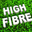 Stock Photo: High Fiber