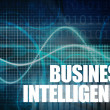 Business Intelligence - Foto de Stock