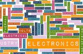 Electronics Industry — Stock Photo