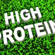 Stock Photo: High Protein Diet
