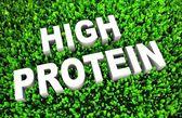 High Protein Diet — Stock Photo