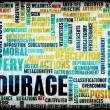 Courage — Stock Photo #26292721