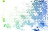 Technology Grunge Background — Stock Photo