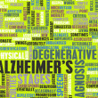 Alzheimer's — Stock Photo #26540493