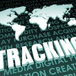 Tracking — Stock Photo