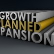 Planned Expansion — Stock Photo #26616575