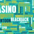 Stock Photo: Casino Gaming