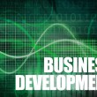Stock Photo: Business Development