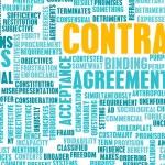 Contract — Stock Photo #27045231