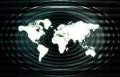 Business Technology Background — Stock Photo
