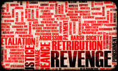 Revenge — Stock Photo