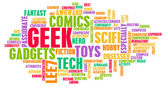 Geek Culture — Stock Photo