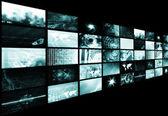 Digitální věk podnikání — Stock fotografie