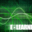 Stock Photo: E-Learning