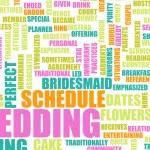 Wedding Planning — Stock Photo
