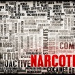 Narcotics — Stock Photo