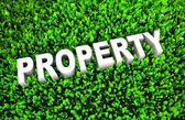 Growing Property Wealth — Stock Photo