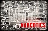 Narcotics — Stock Photo