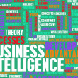 Stock Photo: Business Intelligence