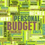 Постер, плакат: Personal Budget
