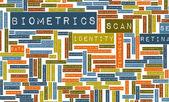 Biometrics — Stock Photo