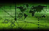 Global Network — Stock Photo