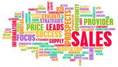 Corporate Sales — Stock Photo